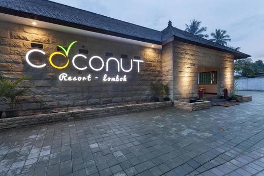 Coconut Boutique Resort Lombok - exterior
