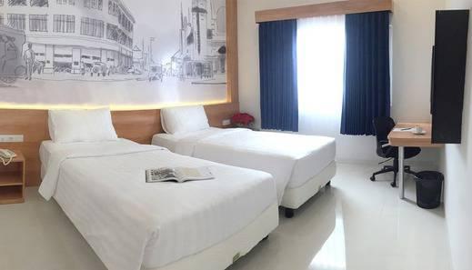 Choice City Hotel Surabaya Surabaya - DeluxeTwin
