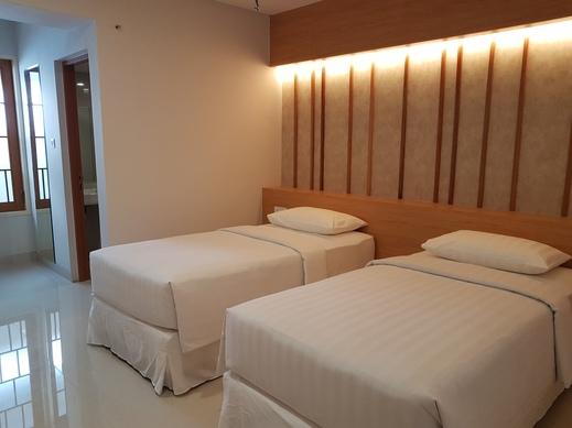 Choice City Hotel Surabaya Surabaya - Superior Twin