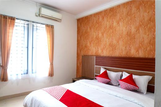 OYO 617 Sukaraja Residence Syariah Bandung - Bedroom