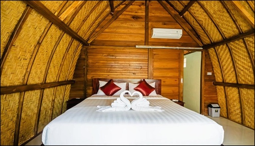 The Catar Cottages Bali - room