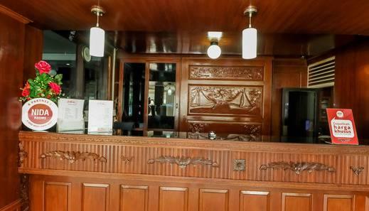 NIDA Rooms Riau Univerity Pepaya Pekanbaru - Resepsionis