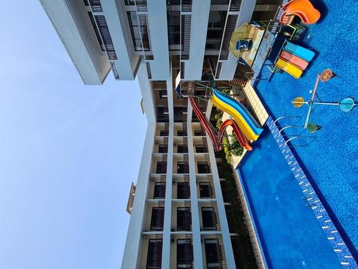 d'BILZ Hotel Pangandaran - Swimming Pool