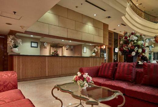 Hotel Treva International Jakarta - interior