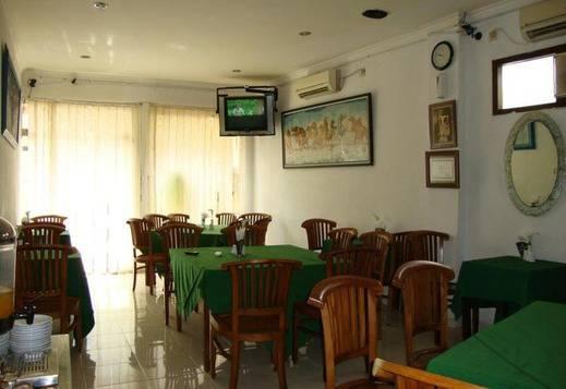 NIDA Rooms Yogyakarta Sosrowijayan Wira - Restoran
