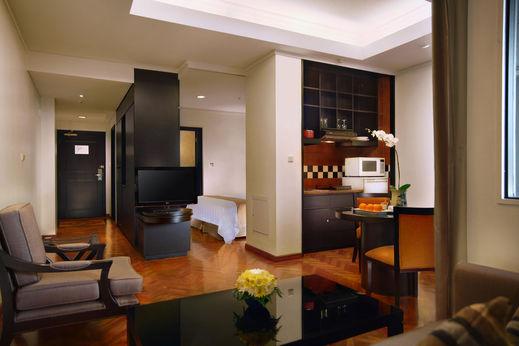 The Kuningan Suites Jakarta - One Bedroom