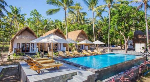 Bintang Bungalow Sanur Bali - Surroundings