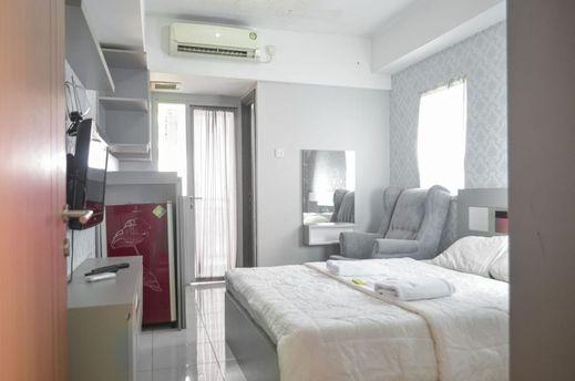 Apartemen Green Lake View Ciputat by Farida Property Tangerang Selatan - Bedroom