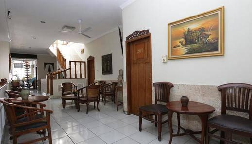 Hotel Mataram 1 Jogja - Lobi
