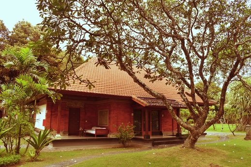 Inna Bali Beach Resort Bali - Garden View