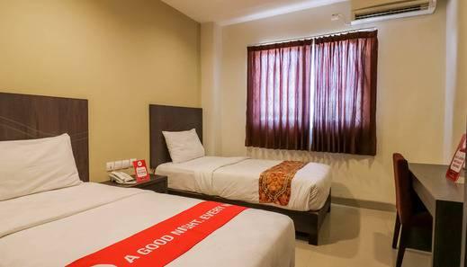 NIDA Rooms Syamsudin Noor Airport Banjarbaru - Kamar tamu