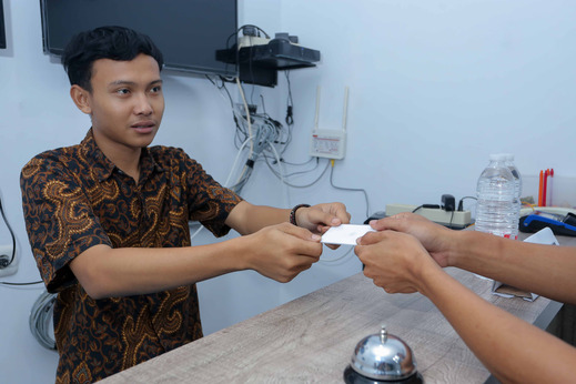 Amethyst Cengkareng Syariah Jakarta - RECEPTION