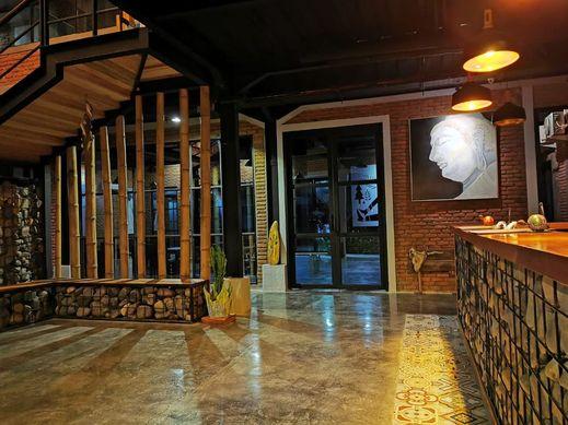 Hotel Plago Manggarai Barat - Interior