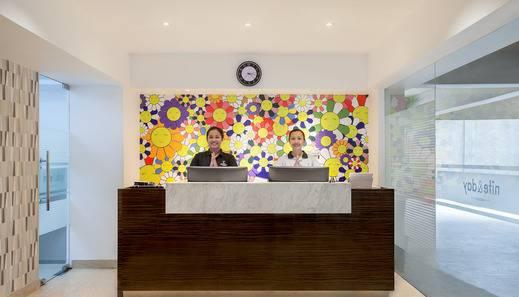 Nite & Day Residence Alam Sutera - Reception