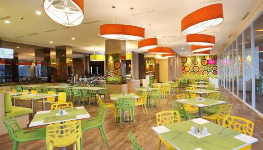 Zest Hotel Sukajadi Bandung - RESTAURANT