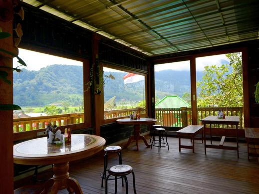 Dajan Buyan Homestay Bali - Restaurant