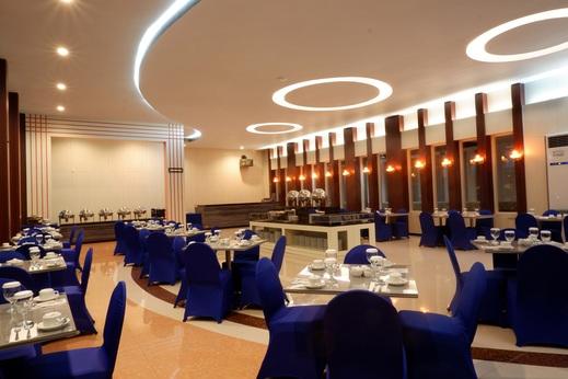 Azizah Syariah Hotel & Convention Kendari Kendari - Zaitun Resto