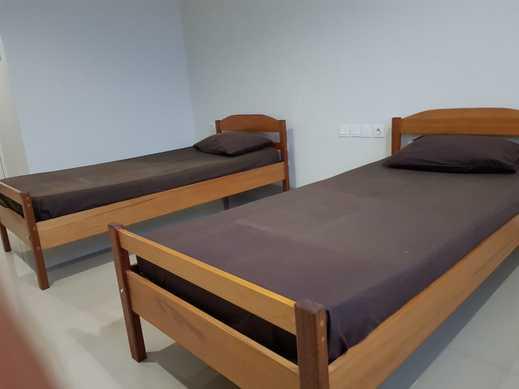 Melati Hotel Berau - Bedroom