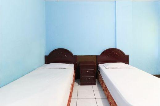 New Valentino Hotel Makassar - Rooms