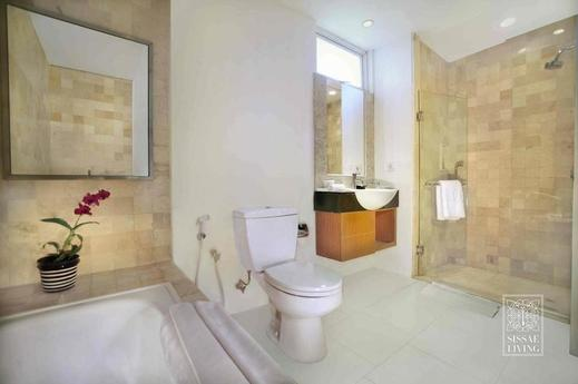 The Malibu Suites Balikpapan Balikpapan - Bathroom