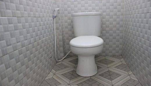 Sindy Riverside Bali - Bathroom