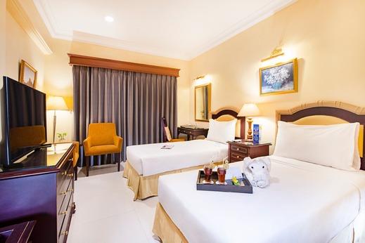 Blue Sky Pandurata Jakarta - Room