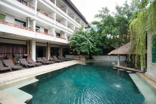 Maharani Beach Hotel Bali - exterior