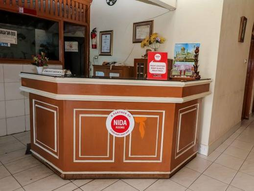 NIDA Rooms Natuna 24 Ilir Barat Palembang - Resepsionis