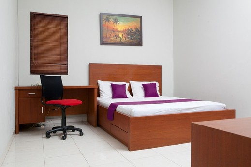 Sky City Home Bandung - Bedroom