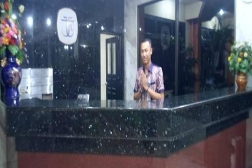 Hotel Tasia Ratu Pekanbaru - Resepsionis