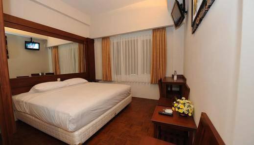 Wirton Dago Hotel Bandung - Guest room