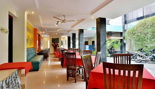 ZenRooms Extension Taman Siswa Yogyakarta - Restoran