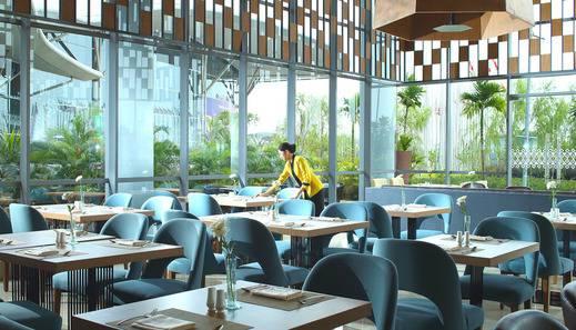 Hotel Santika Premiere ICE BSD City - Mandalika Restaurant