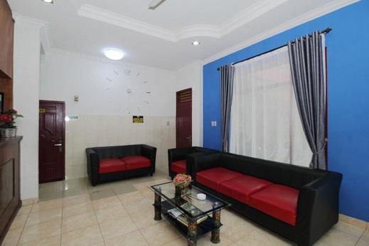 Serena Anggrek Hotel  formerly Sky Inn Medan Sunggal Medan - Lobby