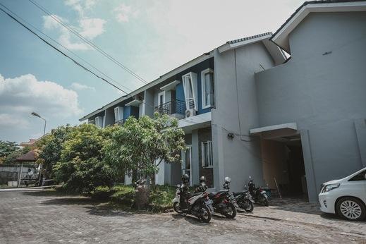 RedDoorz @ Jamin Ginting Medan Medan - Bangunan Properti