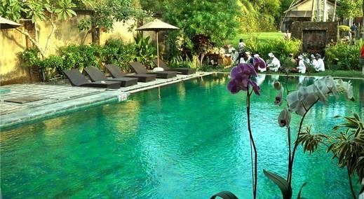 Aqua Bali Villa Bali - Kolam Renang