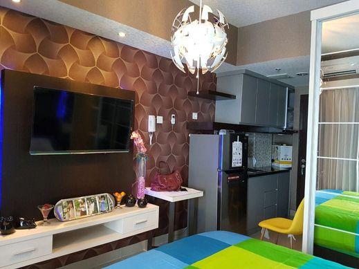 Grandhika City Apartment Bekasi by RASI Bekasi - Bedroom