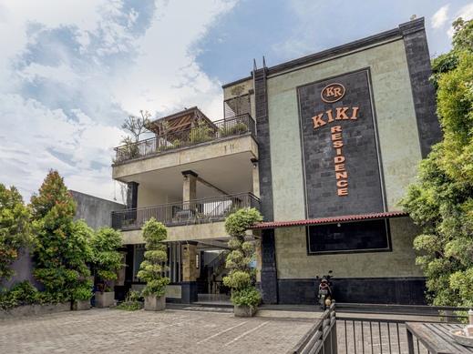 OYO 3904 Kiki Residence Bali Bali - Facade