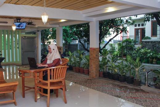 Airy Eco Syariah Cilincing Sungai Kampar Sembilan Jakarta Jakarta - Interior