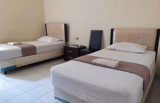 Homestay Tirta Asri 2 Tanah Bumbu - Bedroom