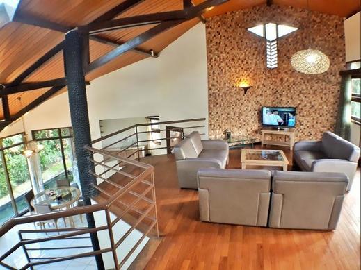 The Batu Villas II Malang - Interior