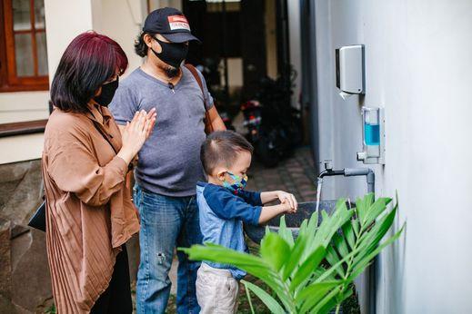 Musafir Guest House Syariah Solo Solo - Clean & Safe