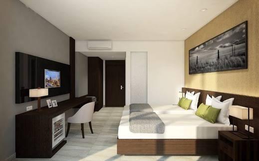 Hotel Santika Sukabumi Sukabumi - Room