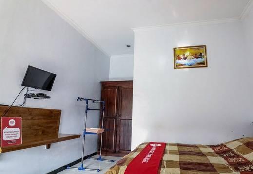NIDA Rooms Ring Road Utara 14 Jogja - Kamar tamu