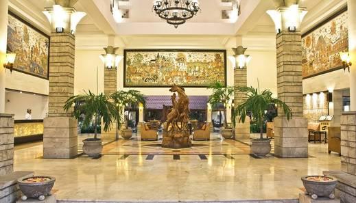 Bali Rani Hotel Bali - Lobby Hotel