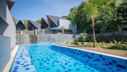 Dancing Villa Bali - Pool