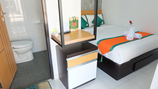 Hotel Kili Suci By Simply Homy Yogyakarta - room