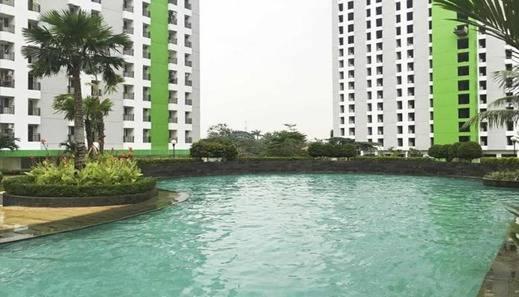 Apartemen Green Lake View byHexa Room Tangerang Selatan - Pool