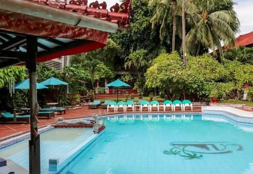 NIDA Rooms Arjuna Seminyak Sunset Bali - Kolam Renang