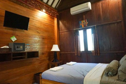 Wisma Pulau Merah Banyuwangi - Bedroom
